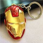 Avengers portachiavi metallo IRON MAN CAPTAIN AMERICA SPIDER-MAN