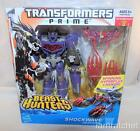 Transformers Prime Beast Hunters Voyager Class Shockwave MISB Sealed - Time Remaining: 3 days 19 hours 5 minutes 29 seconds