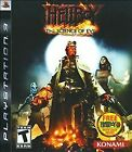 Hellboy: The Science of Evil (Sony PlayStation 3, 2008) NEW