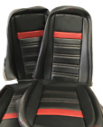 1976-1978 Corvette Seat Covers(CUSTOM STYLE WITH FACTORY FIT)