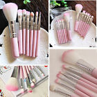 New Arrival 7Pcs Pro Makeup Brush Set Eyeshadow Tools Eye Face Beauty Brushes