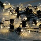5m 20p G45 Balls Waterproof LED String Lights For Party Christmas Outdoor Room