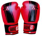 ManzAs Boxing Gloves MMA Sparring Punching Bag Muay thai kickboxing MBG5