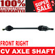 FRONT RIGHT CV Joint Axle Shaft For SCION XD 08-13