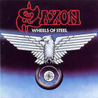 Saxon-Wheels Of Steel LP-Carrere, CAL 115, 1980, 9 Track