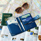 Travel Pass Cover - PLEPIC - RFID Shielding e-Passport Case Boarding Pass Holder