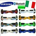 HOVERBOARD 6,5''  SMART BALANCE MONOPATTINO ELETTRICO PEDANA SCOOTER BLUETOOTH