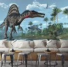3D Various Dinosaurs 1325 Wallpaper Decal Dercor Home Kids Nursery Mural Home