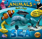 NEW DVD // CHILDREN EDUCATIONAL - Discover the World of Animals: Sea // 52min