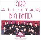 GRP All-Star Big Band (CD, May-1992, GRP (USA)) Like New 10th Anniversary