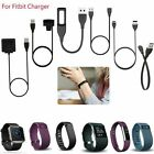 USB Power Charger Cable Lead For Fitbit Alta/Blaze/Charge HR/Surge/Flex/Force