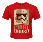 Camiseta Stormtrooper First Order. Star Wars Episodio VII