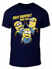 Camiseta Best Buddies. Minions