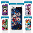 Suicide Squad Harley Quinn Joker Case For Iphone 4 4s 5 5c 5s 6 6s 7 Plus Ipod