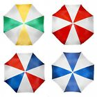 Beach Umbrella Picnic Kids Table Water Garden Outdoor Patio  Assorted Colors NEW