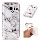 Creative Art Painted Marble Relief TPU Phone Case For Various Phone Models #3