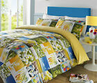 #Bedding 'SUMMER VIBES' Duvet bed set, by Hashtag, in single double or king size