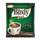 Birdy 3in1 Instant Coffee Mixed Creamy Latte,Espresso,Robusta (16.5g. 27 Sticks)