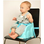 Basic Booster Seat Home & Travel Baby Feeding & Play Hi Chair  - Pink or Blue