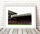 Liverpool Anfield 2005 Champions Football Soccer Art Painting Print Framed