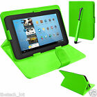 Samsung Tablet Leather Case Cover For Android 7* Tablet Alcatel  Pixi 4 3 7*