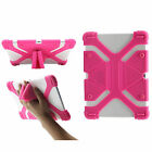 """US Universal Shockproof Rubber Soft Silicone Case Cover For Various 7"""" 8"""" Tablet"""