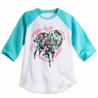 Disney Store Marvel's Avengers Raglan Tee for Girls Size 9/10 11/12 13 NWT