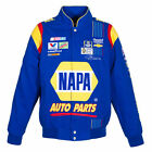 2017 Authentic Chase Elliott NAPA Royal Cotton Jacket JH Design