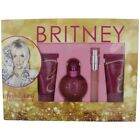 Fantasy Perfume by Britney Spears  4 Piece Gift Set for Women NEW