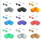 Polarized Replacement Lenses for rayban 3044 aviator small 52 size