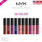 NYX Soft Matte Lip Cream SMLC - 34 COLOR 100% Authentic USA