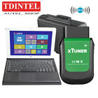 New XTUNER E3 Easydiag OBD2 Code Scanner Diagnostic Tool + Win10 Tablet Keyboard