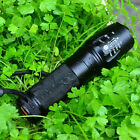 8000 Lumen Zoomable Tactical 5 Modes CREE XML-T6 LED 18650 Flashlight Torch Lamp