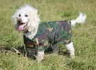 Cosipet Camouflage Dog Coat made in the UK