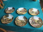 "FARMING "" HARVEST HOME "" COLLECTORS PLATE SELECTION BY ROYAL DOULTON"