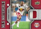 2011 Upper Deck Major League Soccer 'MLS Materials' Card Serial Numbered to /50