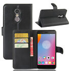 9 Colors Stand Leather Case Flip Wallet Cover Pouch For Lenovo K6 Note