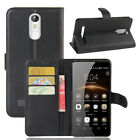 9 Colors Stand Leather Case Flip Card Holder Cover Pouch For lEAGOO M8