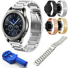 Stainless Steel Metal Watch Band Strap For Samsung Gear S3 Frontier / S3 Classic
