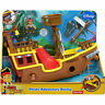 Jake and the Neverland Pirates Adventure Bucky Ship- Brand New & Boxed