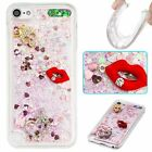 Owl Skull Glitter Quicksand Soft TPU Gel Case Cover For iPod Touch 5 5th 6 6TH
