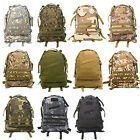40L Molle 3D Tactical Outdoor Military Rucksack Backpack Bag Camping  Hiking NEW