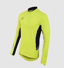 *SALE* Pearl Izumi Pursuit Thermal Top Running Cycling Screaming Yellow / Black