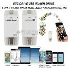 16GB 32GB 64GB USB 2.0 i Flash Drive Disk OTG Memory Stick Storage Thumb Key UK