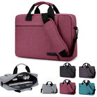 "Laptop Shoulder Bag 13"" 14"" 15"" Nylon Notebook PC Messenger Sleeve Carrying Case"