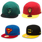 New Era Baby Superhero Marvel & DC Snapback 9fifty Infant Kids Cap Hat 950