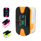 Finger OLED Display Oximeter Health Blood Oxygen SPO2 Pulse Heart Rate Monitor