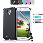 Gel case for Samsung Galaxy S4, Includes Screen Protector and Stylus