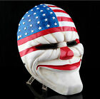 Fashion Game Payday Dallas Mask Halloween Horror Cosplay Party Adults Collection