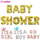 Baby Shower Its a Boy Girl Banner Party Decorations Supplies